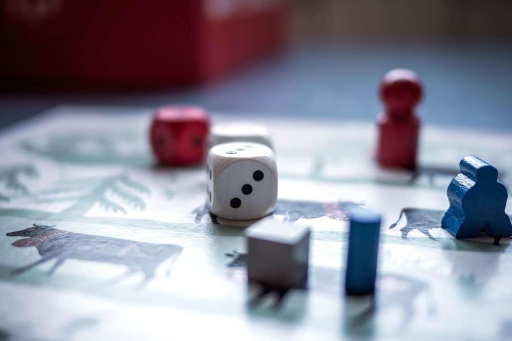 Giochi da tavolo - Board games