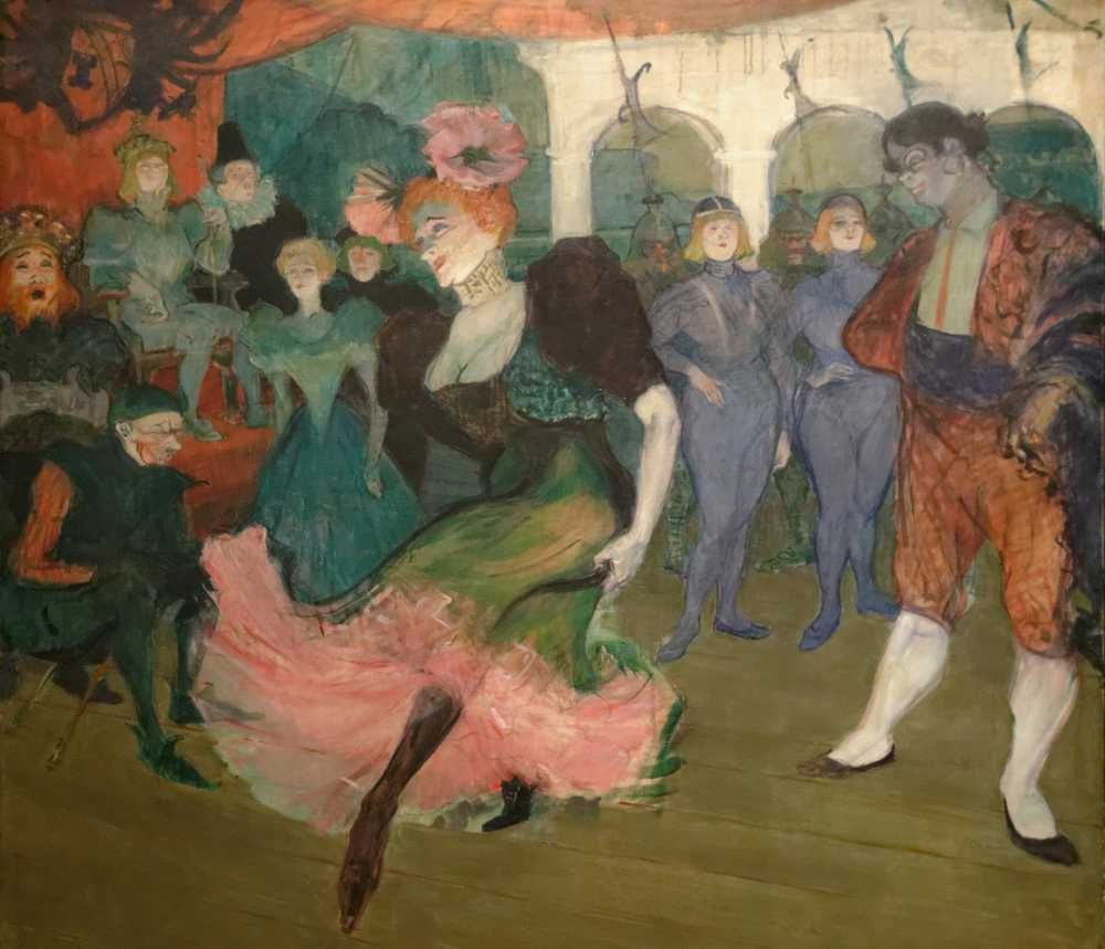 Toulouse Lautrec Belle Époque