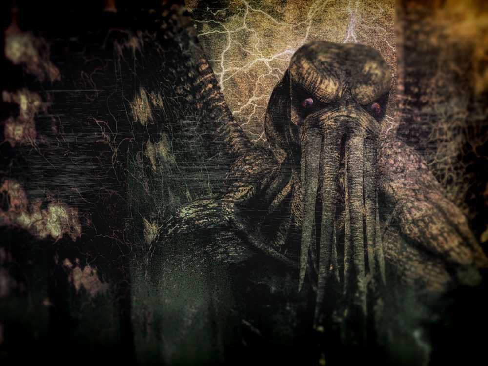 Lovecraft Cthulhu